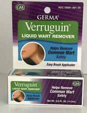 Germa Verruguin Skin Wart Remover Salicylic Acid 17% Removedor de Verrugas