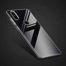 Für Xiaomi Mi MIX 2S Silikoncase TPU Schutz Transparent Tasche Hülle Cover Etui