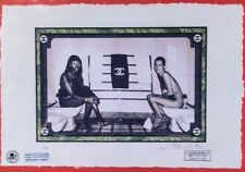 Kate Moss and Naomi Campbell, CHANEL, Artist Proof Print, Signed Fairchild Paris