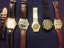 Lot of 4 Top Quality Mens Watches- Movado, Sturhling, Toy, Swiss Army