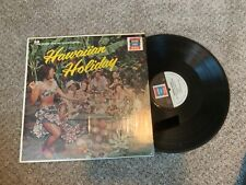Leni Okehu And His Surfboarders Hawaii Holiday Record lp original vinyl hula