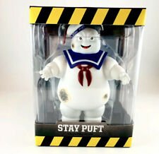 "Ghostbusters Classic 7"" Stay Puft Figure Culturefly Nib Burnt Marshmallow Man"