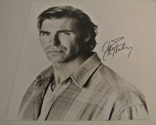 JEFF FAHEY Actor Autographed Photograph Autograph The Marshal / Lost TV Series +