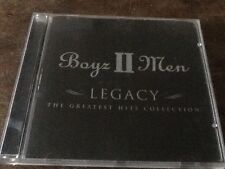 BOYZ II MEN - GREATEST HITS - CD - END OF THE ROAD / I'LL MAKE LOVE TO YOU +