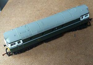 LIMA 205248A1 00 gauge Class 27 Locomotive D5384 BR Green, Very Good, Boxed