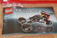 Lego Technic - Bauanleitung / Instruction für das Lego Technic Set 8066