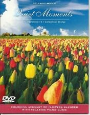 RELAXING MOODS QUIET MOMENTS SCENERY OF FLOWERS RELAXATION SPA DVD IN HD