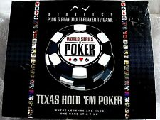 Poker TEXAS HOLD EM Electronic TV Game Wireless Excalibur Wireless Plug n Play