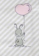 """20 Servietten""""Louise""""Hase Luftballon Herz Love Valentinstag Hochzeit 33x33 ppd"""