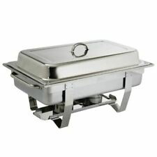 Olympia K409 Milan Chafing Dish 1/1 Stainless Steel Chafer