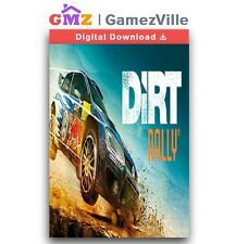 DiRT Rally Steam Key PC Game Digital Download Code [EU/US/MULTI]