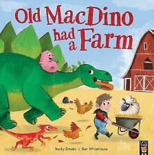 Old MacDino had a Farm by Davies, Becky | Paperback Book | 9781848697058 | NEW