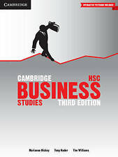 Cambridge HSC Business Studies 3rd Edition Pack (Textbook and Interactive Textbo