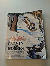 1990 Book The Authoritative Calvin And Hobbes 253 Pages