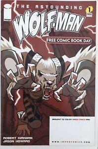 The Astounding Wolf-Man #1 - FCBD - Image Comics