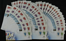 Netherlands 2000 Bulk Mail Stamps, Tulips FDC First Day Cover x 50 #C55144