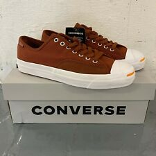 Converse CONS Jack Purcell Pro Workwear Twill Ox Cinnamon/White UK 8