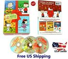 Peanuts Holiday Collection Remastered Deluxe 3 DVD Set (Charlie Brown) ***