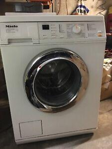 Waschmaschinen von Miele.