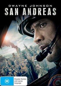 San Andreas (DVD, 2015)
