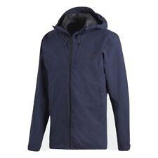 Adidas TERREX SWIFT RAIN JACKET WATERPROOF LARGE NAVY BLUE DT4112