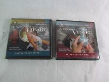 Leadership Series Volume 1 A Servants Heart Volume 2 A Chosen Vessel Chuck Smith