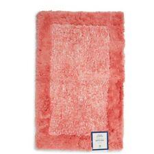 House & Home Melange Bath Mat - Spiced Coral