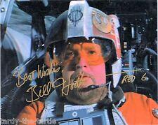 William Hootkins 8 x 10 Autograph Reprint Star Wars Red 6