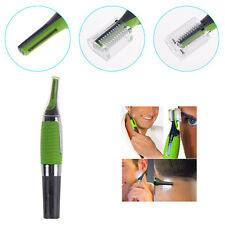 New Micro Touch Max Personal Ear Neck Eyebrow Nose Hair Trimmer Remover