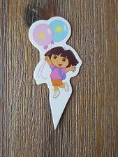 Dora the explora Birthday Cupcake toppers 12 pieces