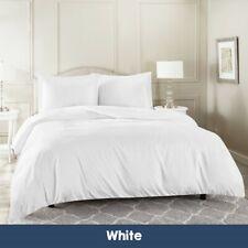 100% Cotton 1000TC Single/KS/Double/Queen/King/Super K Quilt/Duvet Cover Set