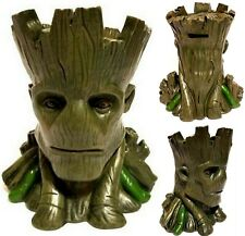 """Marvel Guardians of the Galaxy 7"""" GROOT Molded Coin Bank - NEW in BOX"""