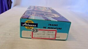 Athearn HO Scale 50' Box Car 1978 NMRA Convention, Wolverine Express, Yellow BN