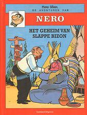 NERO 05 - HET GEHEIM VAN SLAPPE BIZON (GEKLEURDE HERUITGAVE) - Marc Sleen