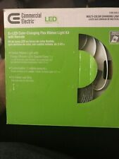 Commercial Electric 8 ft. Color Changing LED Flexible Tape Under Cabinet Light