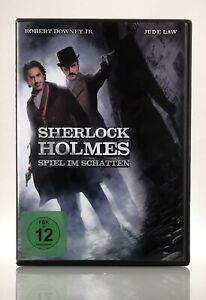 Sherlock Holmes   Spiel im Schatten   DVD