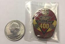 Miller Genuine Draft 400 6/18/95 Michigan Int Speedway Nascar Pin