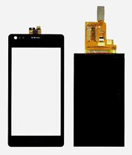 Ecran Tactile TOUCH SCREEN DIGITIZER & LCD Pour SONY Xperia M C1904 C1905