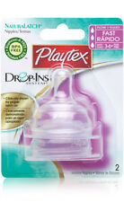 Playtex NaturaLatch Cereal Silicone Teats (tri-cut)