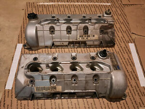 "1999-2004 4.6L Ford Mustang Valve Covers Mach 1 Cobra 32V SVT ""C"" heads 4V 03 04"