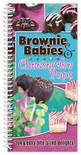 Brownie Babies & Cheesecake Pops