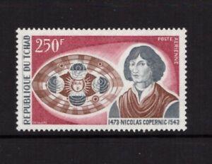 Chad 1973 Space/Nicholas Copernicus MNH mint stamp