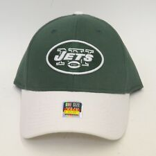 f01101d685d Reebok NEW YORK JETS One Size Fits All NFL Cap Hat - Green White