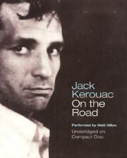 On the Road by Jack Kerouac (2000, Cassette, Unabridged)
