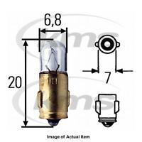 10x New Genuine HELLA Interior Light Bulb 8GP 002 066-241 Top German Quality