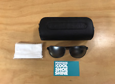 Chrome Hearts Grand Master II Matte Black Sunglasses With Case And Cloth