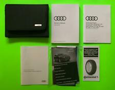 2019 Audi Q7 Factory Owner Manual Set & Case *Oem*