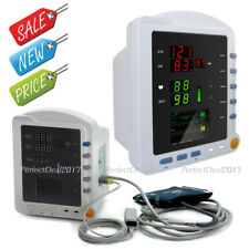 Contec ICU Patient Monitor 4 Parameters Portable New Vital Signs Monitor CMS5100