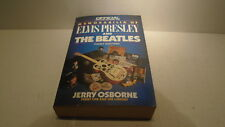 MEMORABILIA OF ELVIS PRESLEY AND THE BEATLES FIRST EDITION PRICE GUIDE 1988