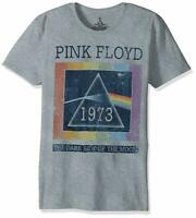 Pink Floyd Dark Side Of The Moon 1973 Album Cover Retro Mens T Shirt